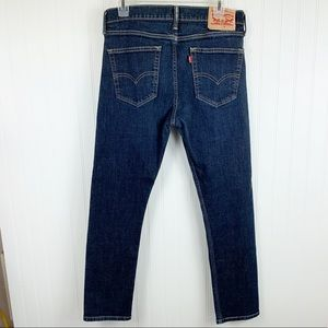 Levi's 510 Slim Fit Jeans Dark Wash 32 x 30